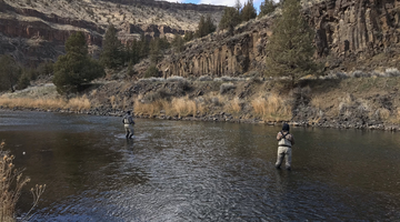 Crooked River Report 3/25/21