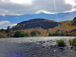 Guide Chronicles: Reporting Live from the Lower Deschutes with Griff Marshall