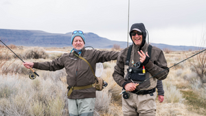 Fly and Field University: Stillwater 101 at Lake In The Dunes- March 27th & 28th  2021