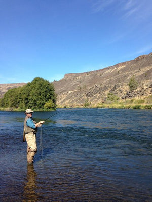 Guide Chronicles: September on the Lower Deschutes with Griff Marshall