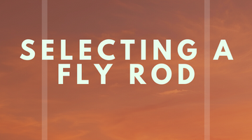 Selecting A Fly Rod