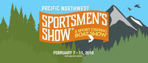 Scott and Griff Head to the Portland Sportsman's Show