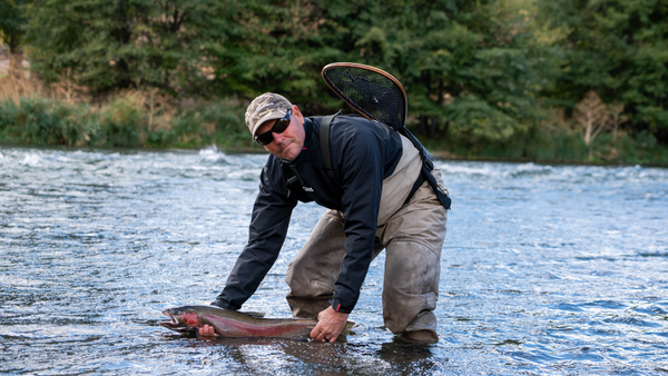 lower deschutes info fly angling fishing trip