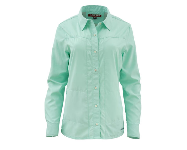 Simms Women's Isle Shirt Long Sleeve - Closeout