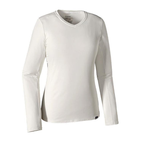 Patagonia Women's Long Sleeve Capilene Daily T-Shirt - Fly and Field Outfitters - Online Flyfishing Shop