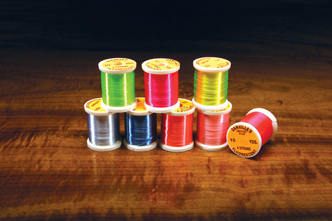 Hareline Dubbin - Danville's 4 Strand Nylon Floss - Fly and Field Outfitters - Online Flyfishing Shop