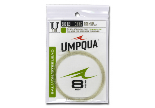 Umpqua Salmon-Steelhead Leader 10' - Fly and Field Outfitters - Online Flyfishing Shop