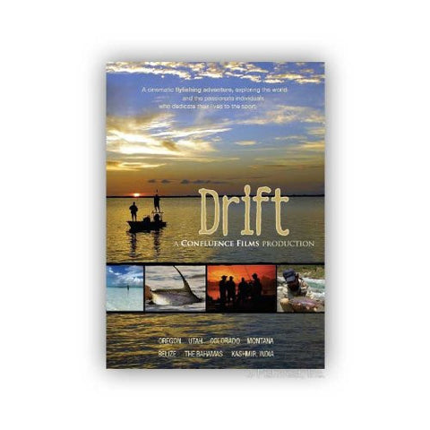 Confluence Films: Drift - Fly and Field Outfitters - Online Flyfishing Shop
