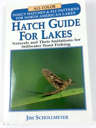 Hatch Guide for Lakes - Fly and Field Outfitters - Online Flyfishing Shop