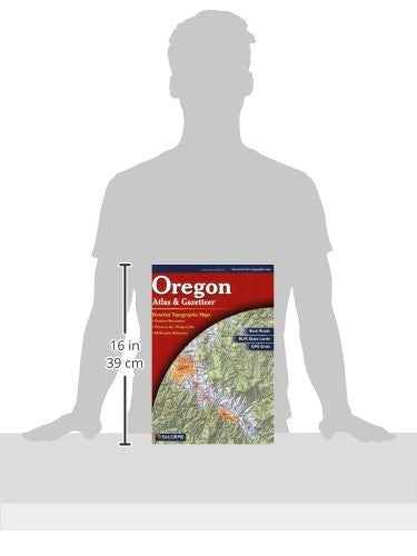 Oregon Atlas and Gazetteer - Fly and Field Outfitters - Online Flyfishing Shop - 3