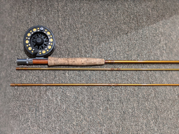 Redington 590-2 Pursuit Rod, Reel and line Combo with extra tip - Used