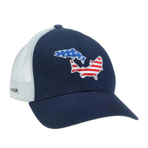 Rep Your Water Stars and Stripes Hat