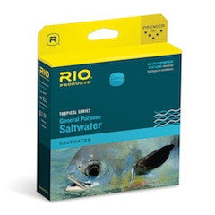 Rio General Purpose Tropical Floating - Fly and Field Outfitters - Online Flyfishing Shop - 1