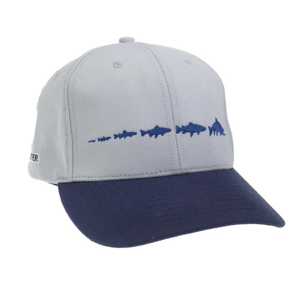 Rep Your Water Trout Cycle Eco-Twill Hat