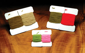 Hareline Dubbin Ultra Chenille - Micro - Fly and Field Outfitters - Online Flyfishing Shop