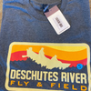 2019 FFO Deschutes Drift Boat Logo Wear