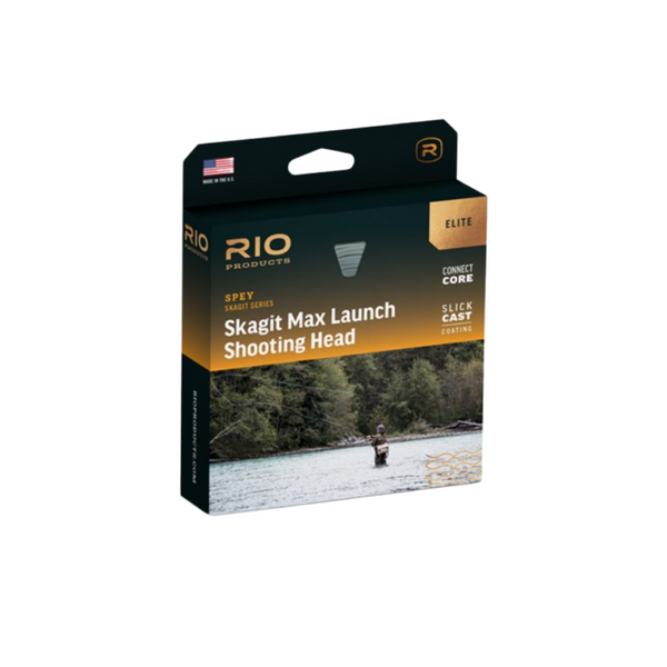 Rio Elite Skagit Max Launch - Used