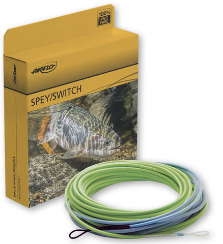 Airflo Skagit Compact Head G2 Fly Lines