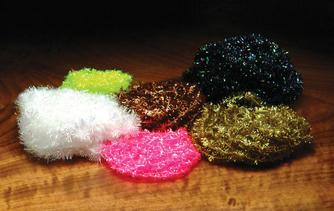 Hareline Dubbin Cactus Chenille - Medium - Fly and Field Outfitters - Online Flyfishing Shop