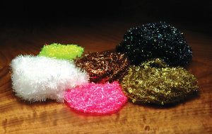 Hareline Dubbin Cactus Chenille - Large - Fly and Field Outfitters - Online Flyfishing Shop
