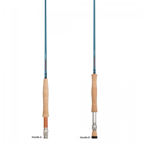 Redington Crosswater Fly Rods - 2 Piece - Fly and Field Outfitters - Online Flyfishing Shop
