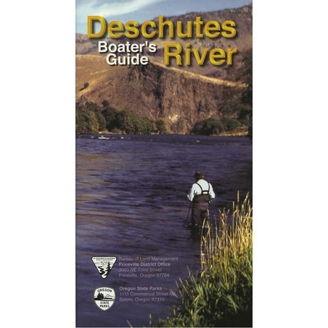 Deschutes River-Boaters Guide - Fly and Field Outfitters - Online Flyfishing Shop