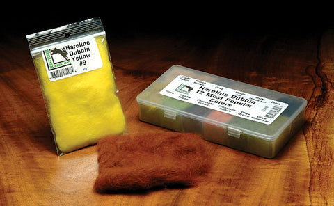 Hareline Dubbin Dubbing - Fly and Field Outfitters - Online Flyfishing Shop