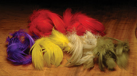 Hareline Dubbin Mallard Flank - Fly and Field Outfitters - Online Flyfishing Shop