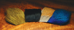 Hareline Dubbin Dyed Deer Body Hair - Fly and Field Outfitters - Online Flyfishing Shop