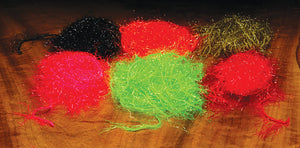 Hareline Dubbin Polar Chenille - Fly and Field Outfitters - Online Flyfishing Shop