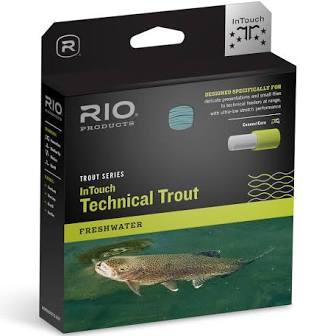 Rio Trout Series InTouch Technical Trout WF - Closeout
