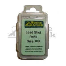 Stone Creek Lead Shot Refills