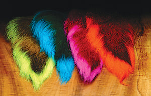 Hareline Dubbin Large Northern Bucktail - Fly and Field Outfitters - Online Flyfishing Shop