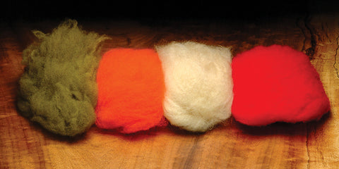 Hareline Dubbin Rams Wool - Fly and Field Outfitters - Online Flyfishing Shop