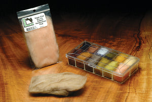 Hareline Dubbin Super Fine Dry Fly Dubbing - Fly and Field Outfitters - Online Flyfishing Shop