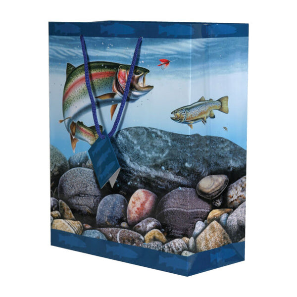 Trout Gift Bag