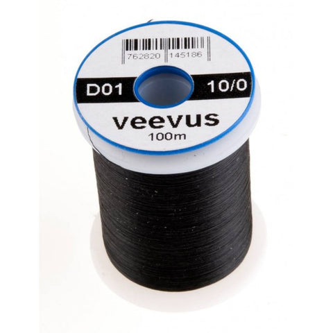 Hareline Dubbin - Veevus Thread 10/0 - Fly and Field Outfitters - Online Flyfishing Shop - 1