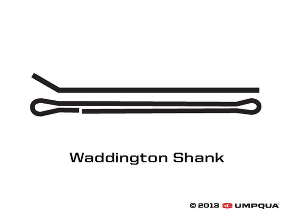 Umpqua U- Series Waddington Shank