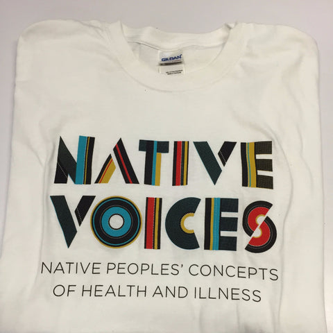 *Native Voices T-Shirt (White)