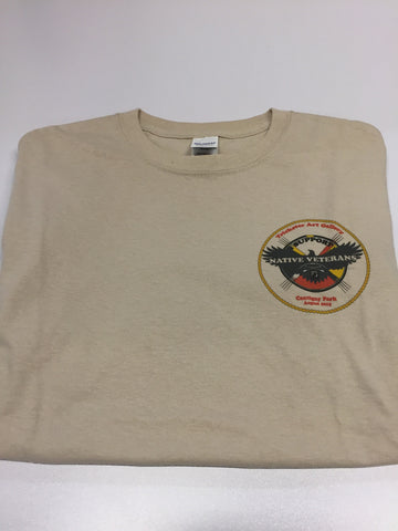 *Cantigny 2015 T-Shirt (Tan)