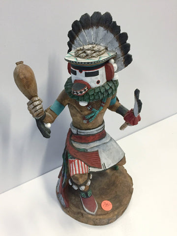 """Horse"" Kachina Doll 