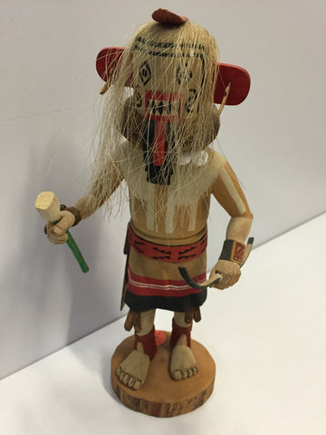 """One Who Chews Stones"" Kachina Doll 