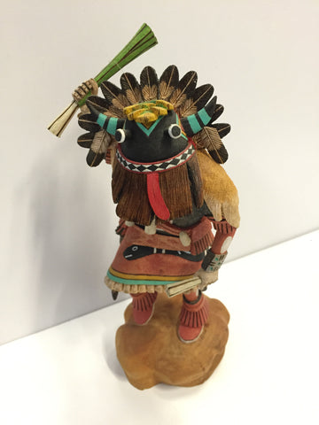 """Broadfaced Whipper"" Kachina Doll 