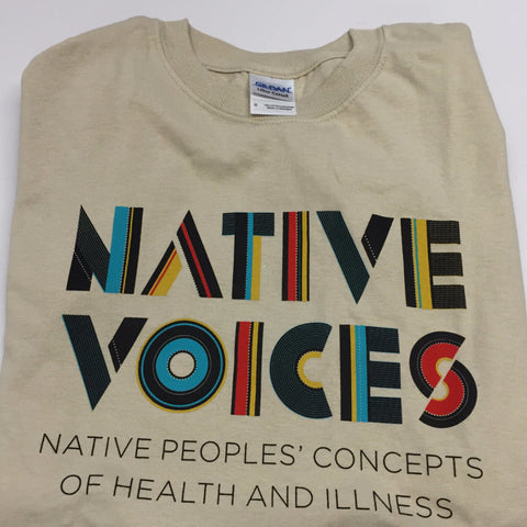 *Native Voices T-Shirt (Tan)