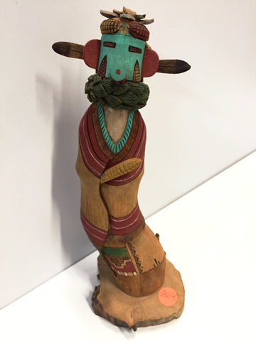 """Corn Boy"" Kachina Doll 