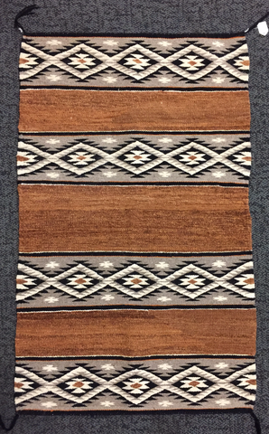 Crystal / Chinle Navajo Rug | Collection of Bill Findlay
