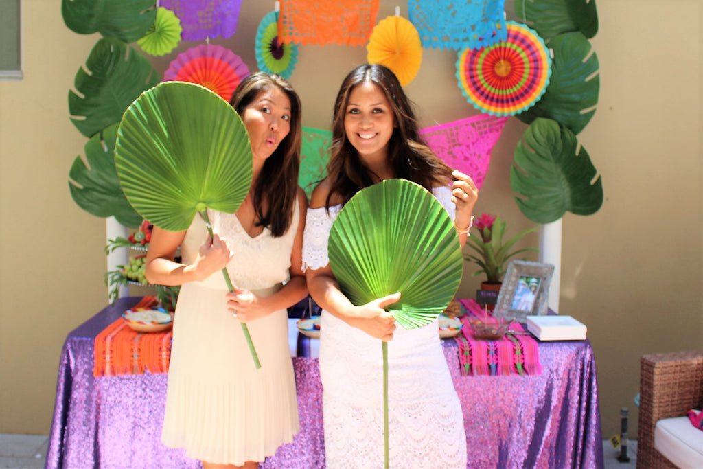 Fiesta Inspired Bridal Shower