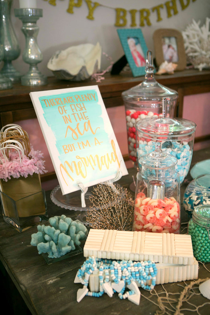 "<img alt=""Mermaid Party Rental and Decorations Los Angeles CA"
