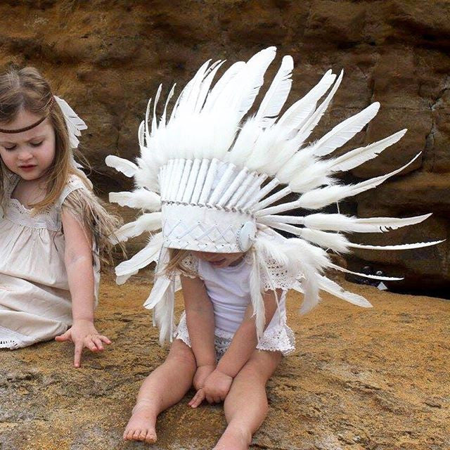Peacemaker Headdress