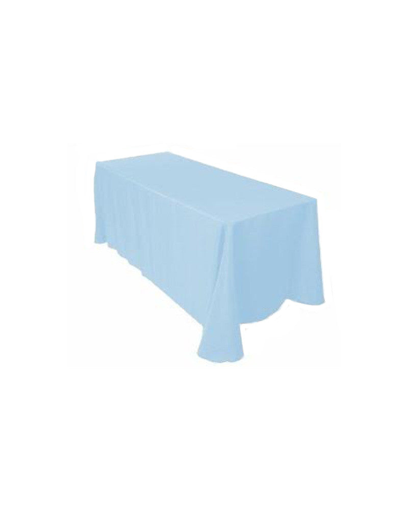 Baby Blue Tablecloth